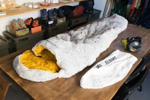 【OGZ USED】Sea to Summit スパーク SpII / シートゥサミット スリーピングシステム(寝袋・シュラフ)
