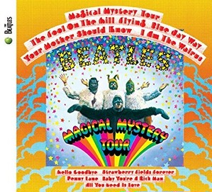 THE BEATLES/Magical Mystery Tour
