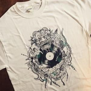 unomori RECORDS Tシャツ