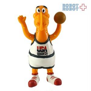 クラフト チーザザウルス・レックス バスケットボール ベンダブルフィギュア