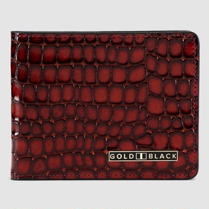 ゴールドブラック(GOLDBLACK) GM WALLET MILANO BROWN
