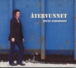 【北欧CD】Återvunnet / Ditte Andersson【かっこよさと伝統性】
