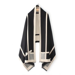 リボン 大判ストール オシャレ 上品 マフラー スカーフ