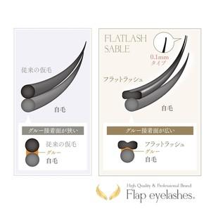 【予約割】 FLAT  Cカール / 0.20mm