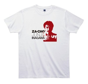 《稲川淳二Tシャツ》TI010/ ZA-CHO1