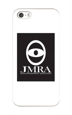 JMRAロゴ入りスマホケース(iPhone5 / 5s / SE)