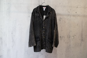 fake corduroy jacket