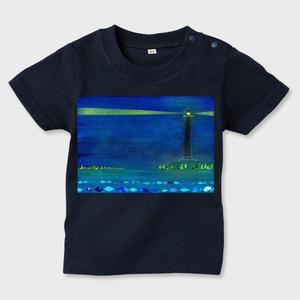 「灯台のひと」キッズTシャツ