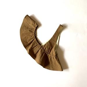 folk made one shoulder  (beige) S・Mサイズ F20SS-015※メール便可