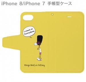 【受注2/18〆】Blackman iPhone Case (8/7)