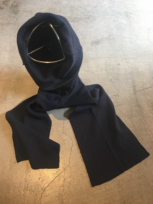 MIL NECK WARMER NAVY