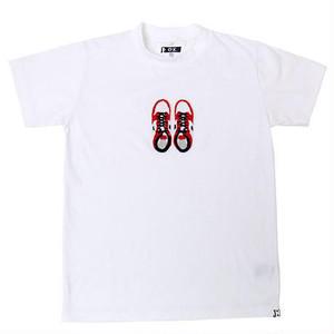OK193-001SS AJ1 TEE(手刺繍)