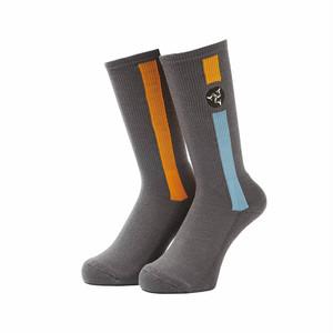 WHIMSY - POZESSION SOCKS (Grey)
