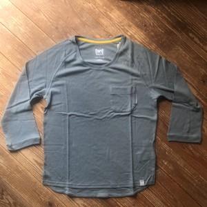 atelier Blue bottle  Hiker's T-shirts(8sleeve)