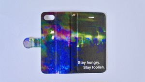 Stay hungry.Stay foolish! iPhone&スマートフォンケース(32)