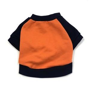 Kelty リメイクラグランT-shirt(ORANGE-BLACK)
