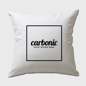 carbonic SQUARE cushion WH