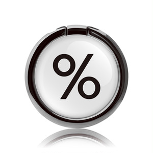 SMART RING-TYPO SERIES-%White