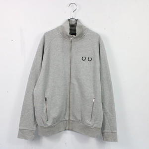 COMME des GARCONS HOMME DEUX / コムデギャルソン オムドゥ | 2015SS | ×FRED PERRY/ジップアップトラックジャケット | L | グレー | メンズ
