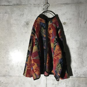[used]cute pattern Chinese jacket