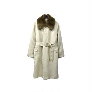 TOGA - Design Soutien Collar Long Coat (size - M) ¥28000+tax
