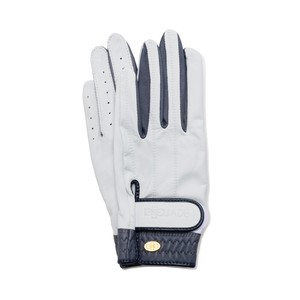 Elegant Golf Glove white-smoke