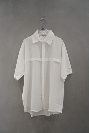 ℃℃℃ separate shirt White