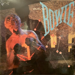 【LP】DAVID BOWIE/Let's Dance