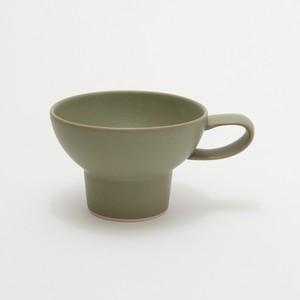f_mug / shishikui green