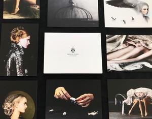 ポストカード12枚セット:第一集「自選集」