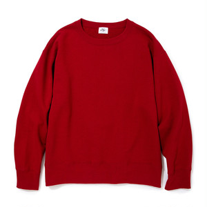 "Just Right ""Those Days Crew Neck"" KOP Red"