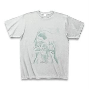 KAZE6 Tシャツ SKULL