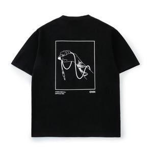 NIL DUE / NIL UN TOKYO - TATTOO SWEAT TEE (BLACK)