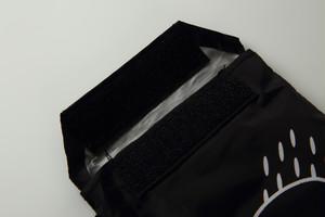 SIMCLEAR 防水/反射 リュックカバー(防水ポーチ付き)Sサイズ