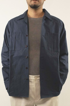 GodeM cotton nylon french M47 field shirt 綿ナイロンフランス軍M47フィールドシャツ