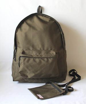 "DAY PACK ""BROWN"""