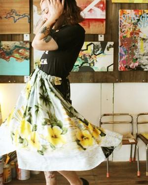 Aloha Skirt