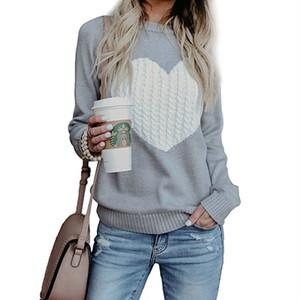 【トップス】プリントファッションニットセーター16291268