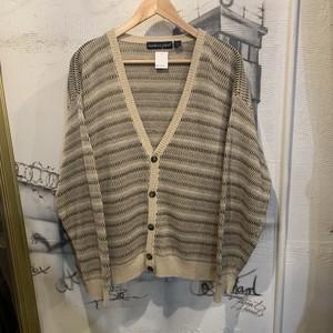 cotton design cardigan