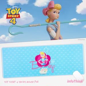 InfoThink マウスパッド Disney トイ・ストーリー4 タブレット ボー・ピープ iMousePad(BoBeep)