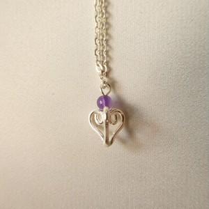 Silver necklaces  2  9