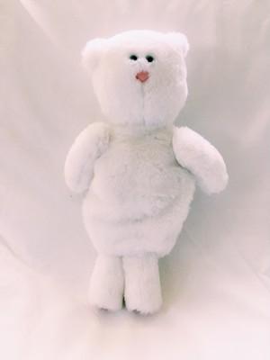 mojojojo - クマクラッチ(white-A)