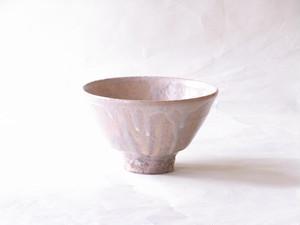 萩焼 雅彦 作 井戸型 抹茶碗