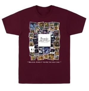 Tシャツ(ボルドー)