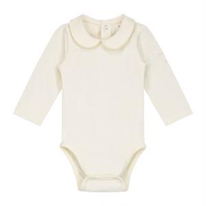 GRAY LABEL / Baby Collar Onesie[Cream]