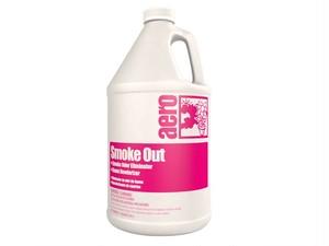 スモークアウト  ZERO [1ガロン] 煙臭・部屋臭気除去剤 ZERO SMOKE OUT ZERO