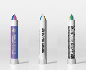 HAND MIXED PERMANENT PAINT STICK LIMITED EDITION