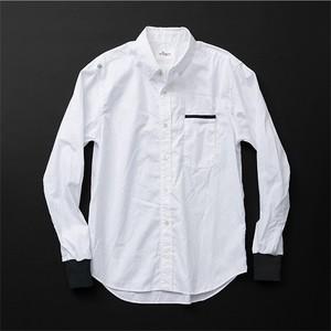 メンズ standard 白×黒+P