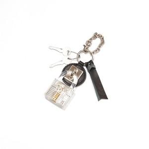 -i.key-Bag charm