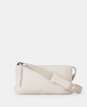 FAUX LEATHER MEDIUM SHOULDER BAG [212241375111]
